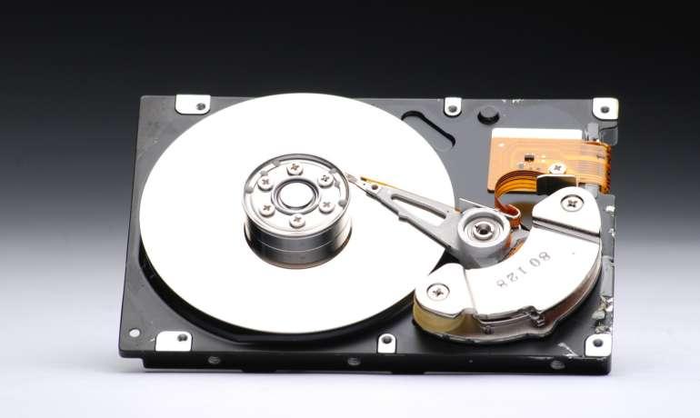 Как восстановить внешний жесткий диск
